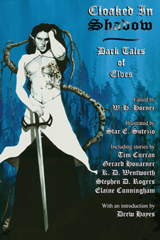 Cloaked in Shadow: Dark Tales of Elves