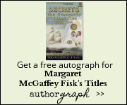 Get your e-book signed by Margaret McGaffey Fisk